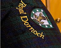 Royal Dornoch Golf proshop
