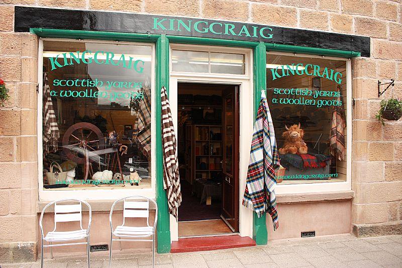 Kingcraig Fabrics Dornoch Local